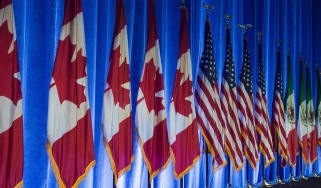 US, Canada and Mexico agree on Nafta replacement at eleventh hour