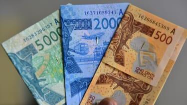 CFA Franc, Money