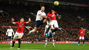 Manchester United will play Tottenham on 3 October at Old Trafford