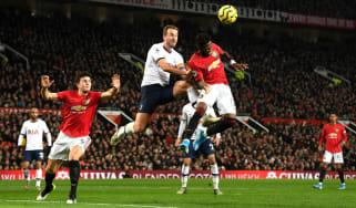 Manchester United will play Tottenham on 3 October at Old Trafford