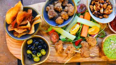 The Allotment Vegan Eatery, Manchester