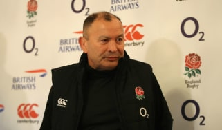 England rugby union head coach Eddie Jones
