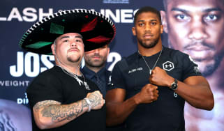 Heavyweight champion Andy Ruiz Jr goes head-to-head with challenger Anthony Joshua on Saturday