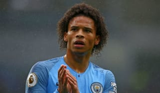 Leroy Sane Man City transfer news