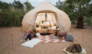 Luna bell tent