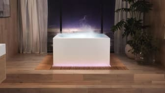 Kohler smart stillness bath