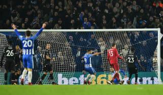 Glenn Murray goal Brighton Crystal Palace FA Cup
