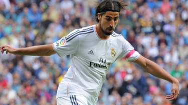Sami Khedira/Real Madrid