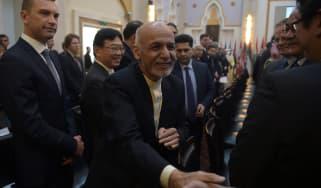 Ghani Afghanistan