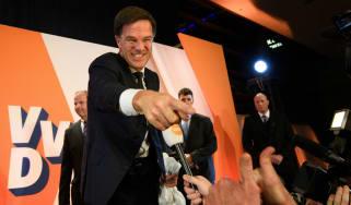 Mark Rutte, Dutch Prime Minister
