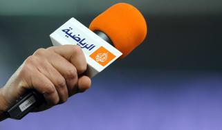 al jazeera microphone