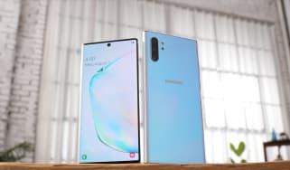 Samsung Galaxy Note 10 range