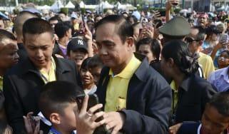 Prayuth Chan-ocha, Thailand