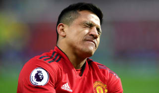 Manchester United signed Alexis Sanchez from Arsenal in January 2018