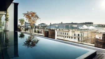 Grand Ferdinand Hotel pool