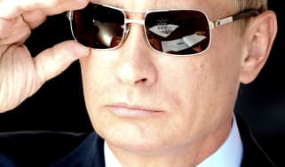 Vladimir Putin says Russia is not planning tit-for-tat retaliation for US Treasury list