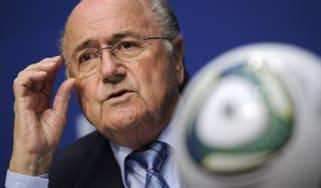 Sepp Blatter Fifa
