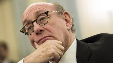 Kenneth Feinberg at a Congressional hearing