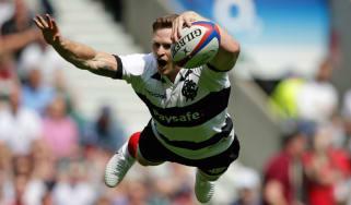 Rugby player Chris Ashton