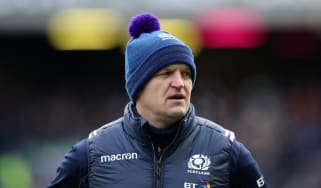 Gregor Townsend was named Scotland's head coach in May 2017