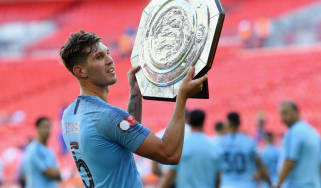 John Stones Manchester City Premier League
