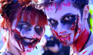 Zombie walk - France