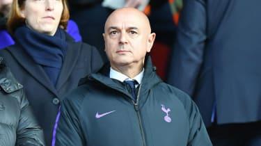 Daniel Levy is chairman of Premier League club Tottenham Hotspur