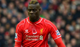 Mario Balotelli of Liverpool FC