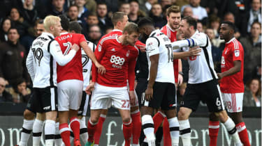 Nottingham Forest, Derby County