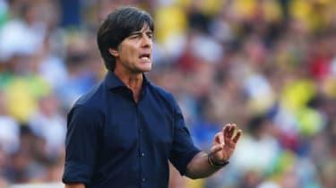German head coach Joachim Loew
