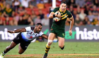 Billy Slater Australia Rugby League World Cup final