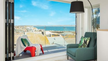 The Studio, Central St Ives, West Cornwall