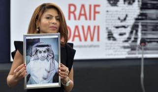 Ensaf Haider Raif Badawi