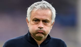 Jose Mourinho has been sacked by Tottenham Hotspur