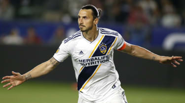 Zlatan Ibrahimovic is looking for a new club after leaving MLS side LA Galaxy