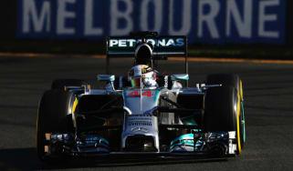 Lewis Hamilton, Australian Grand Prix, Mercedes