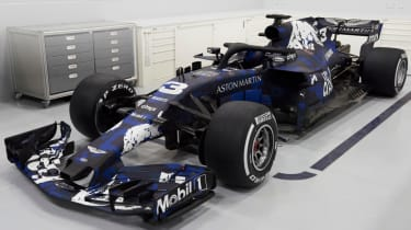 Red Bull Racing RB14 pic 1