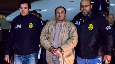 Joaquin 'El Chapo' Guzman found guilty of all charges