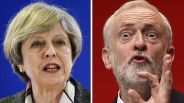 May vs Corbyn