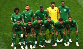 Russia vs. Saudi Arabia World Cup group A