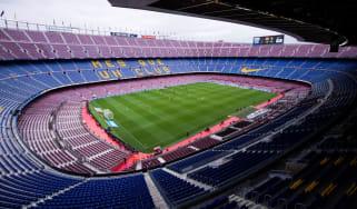 Barcelona Las Palmas Camp Nou