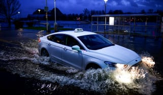 Storm, UK Flooding
