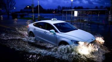 Storm, UK Flooding