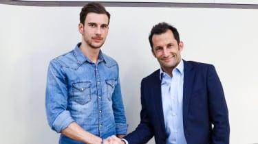 Leon Goretzka Bayern Munich free transfer