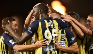 Usain Bolt goals Central Coast Mariners