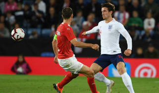 Ben Chilwell England football Leicester City