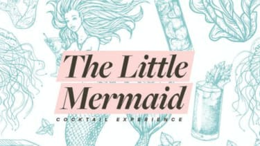 The Little Mermaid Cocktail Experience, London