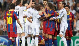 Real Madrid v Barcelona, Puyol