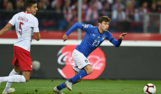 Liverpool and Arsenal are keen on signing Italy midfielder Nicolo Barella