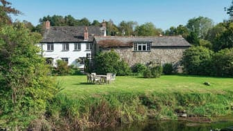Riverside House, Alswear, South Molton
